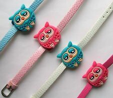 SHOE CHARM BRACELETS (A5) - inspired by CUTE OWLS