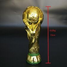World Cup Football trophy Resin Replica Trophies Model Brazil World Cup