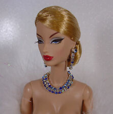 BARBIE  FASHION ROYALTY SILKSTONE BIJOUW JEWERLY SET