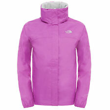 The North Face Girls Girls Resolve Reflective Jacket RRP £55