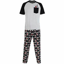 Mens Mickey Mouse Pyjamas | Disney Mickey Mouse Mens PJs | Mickey Mouse Pyjama