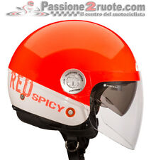 casque Givi jet 10.8 Urban J SW Red Rouge moto scooter helmet casque casque