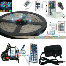 5M 10M Waterproof 3528 5050 Single Color RGB LED Light R. Control & Accessories