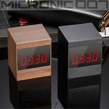 1080P HD A10 MOTION DETECTION DVR NIGHT VISION IR SPY CAMERA in MINI CUBE CLOCK