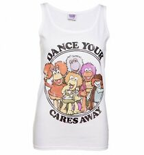 Official Women's Fraggle Rock Dance Your Cares Away Vest