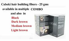 Top rated seller-Hair building fibers-25gms-Check out combos and colour