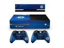 Chelsea FC Xbox console & controller skin set officially licenced NEW