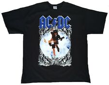Rare Unworn Official AC/DC ACDC Angus Young Rock Star Metal ViP T-Shirt g.XL WoW