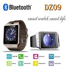 Box Pack Original DZ09 Smartwatch Phone For Android IOS Bluetooth Camera Sim