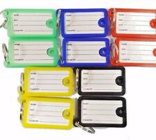 Luggage Tags Suitcase Label Name Address Baggage Holiday Travel Tag Key Card