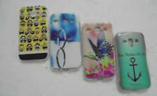 for samsung galaxy core i8262 i8260 soft back cover i 8262 / i8260 case printed