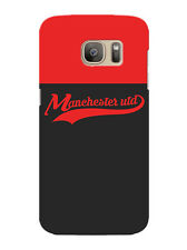 Samsung Galaxy S7 Manchester Football FanClub Cases Back Cover Design Print