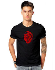 Heart DR Doctor  High Quality Unisex Casual T-shirt 180 GSM T-shirts