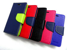 MERCURY WALLET STYLE FLIP DIARY CASE COVER FOR SONY XPERIA M C1904 C1905