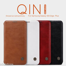 Original Nillkin Leather Flip Flap Cover/Case for Samsung Galaxy Note 5 N920