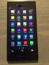 Blackberry Leap 16GB Black Unlocked Bell Rogers Fido Telus Chatr