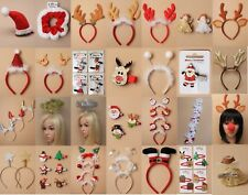 CHRISTMAS, XMAS, HAIR ACCESSORIES; DEELEY BOPPER; CLIPS; FESTIVE; FUN PACK 12