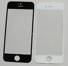New Front Screen Outer glass Replacement for iPhone 5 5S