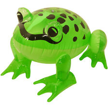 Inflatable Blow Up Frog 39 cm Fancy dress Party Accessory