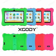 XGODY 7 ZOLL TABLET PC ANDROID 4.4 QUAD CORE 8GB KINDER PAD DUAL KAMERA WIFI HD