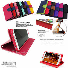 Flip Flap Cover ! Wallet Style ★ By OO LaLa Ji ★ For Samsung Galaxy Models