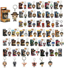 Funko Pocket Pop! Keychain Groot, Batman, Hearly Queen  Vinyl Figure Keyring
