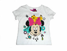 Disney T-Shirt Shirt mit Minnie Mouse Gr. 104 116 +NEU+ 705