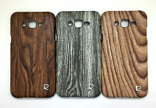 SAMSUNG GALAXY J7 IMPORTED PREMIUM WOODEN FINISH HARD BACK CASE COVER.