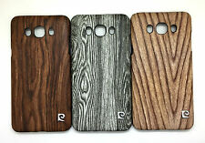 SAMSUNG J7 2016 J710 IMPORTED PREMIUM WOODEN FINISH HARD BACK CASE COVER.