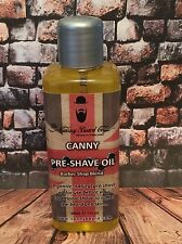 The Canny Beard Co Pre Shave Oil, Shaving Oil