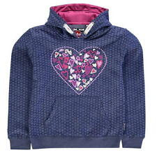 LEE COOPER Sweat pull a capuche fille enfant- neuf, original