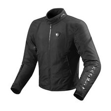 Chaqueta de motociclista Revit Rev'it Jupiter 2 negro black