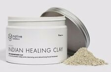 Native Minerals Aztec Secret Indian Healing Facial Clay Cleansing Face Mud Mask
