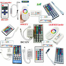 DC 12-24V 18A 2.4G Touch Screen RF Remote Control - 5050/3528 RGB RGBW LED Light