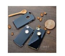 For Apple iPhone 7 PLUS LUXURY chrome plated back cover electroplated shine