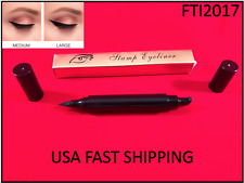 Winged eyeliner (Thin/Thick)double ended, Vamp, stamp, top selling 1 tool