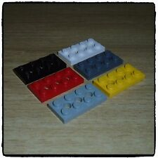 LEGO Technic 3709 Plate, 2 x 4 with Holes ~SELECT COLOUR & QUANTITY~