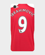 Zlatan Ibrahimovic Manchester United Football Back Cover Mobile Case