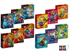 LEGO SUPER HEROES Mighty Micros Serie 2 e 3 MARVEL DC - Scegli i personaggi