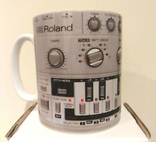 DJ Studio gear mugs roland pioneer moog synthesizer keyboad sampler DDJ CDJ AKAI