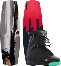 CTRL The Imperial 143 2015 incl. Supreme Bottes wakeboard Lot incl. Fixation