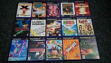 Playstation 2/PS2 Games Make Your Own Bundle/Joblot Tested And Complete (8)