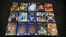 Playstation 2/PS2 Games Make Your Own Bundle/Joblot Tested And Complete (1)