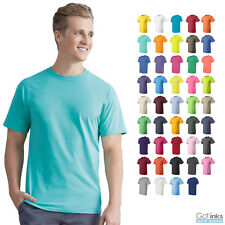 Fruit of the Loom HD Cotton Short Sleeve Plain Blank T-Shirt Sizes S-6XL 3930R