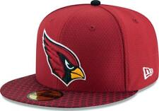 New Era Arizona Cardinals NFL 17 Sideline 59fifty Fitted Cap Limited Edition