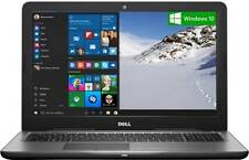 Dell 5567 i5 7th Gen 4-12GB RAM 1TB Hdd Win10 2GB GRAPHICS 3 Year Dell Warranty