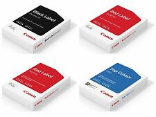 CANON A4 / A3 Premium Black / Superior Red Label Printing Paper 500 Sheets