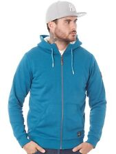 ONeill Lyons Blue Jacks Base Sherpa Lined Zip Hoody
