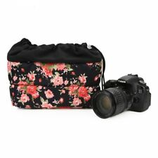 Shockproof Partition Padded Camera Insert Case Protection for DSLR SLR Sony A7