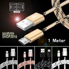 Braided Micro USB Charger Charging Data Sync Lead Cable For Elephone Mobile Phon